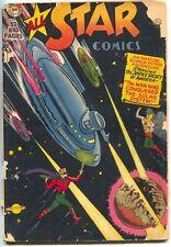 All Star Comics 55 DC 1950 FR GD Justice Society America Green Lantern Flash