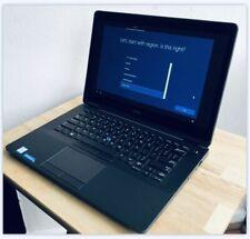 New listing Dell Latitude E7470 i5-6th Gen 128Gb M.2 Ssd 8Gb Ram W10 Installed (No Charger)b