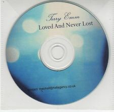 (EG422) Terry Emm, Loved and Never Lost - DJ CD