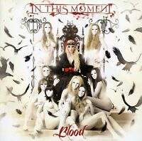Blood - In This Moment (2012, CD NEUF)