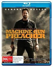 Machine Gun Preacher (Blu-ray, 2012)