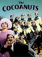 The Cocoanuts (DVD, 1998) Brand New, Sealed