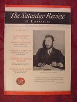 Saturday Review January 23 1937 MAXENCE VANDER MEERSCH ELLEN GLASGOW