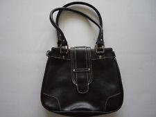 NEXT contrasto cuciture dettaglio BLACK BAG