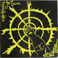 Creaming Jesus Dead Time EP Lillies Katie Daisy Chainsaw 30.5cm 1991 Gothic NEU