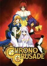 Chrono Crusade Anime DVD, English, 3 discs , Episodes 1-26