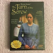 The Turn of the Screw (DVD, 2004, Full Screen) Brand New Sealed