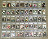 1990 GOLF PGA Tour PROSET Signed 100 CARD SET Palmer Stewart Nicklaus PSA/DNA