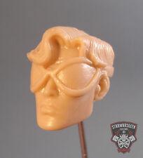 "ML085 Custom Sculpt Spider-Boy cast head use with 6"" ML Spider-Man figures"