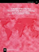 A Manual of Best Practice for Combating Money Laundering in the-ExLibrary