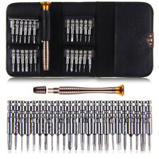 25 en 1 Magnético Mini broca destornillador Kit Set de precisión Herramientas