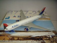 "Dragon Wings 400 Delta Air Lines DL B777-200ER ""2000s Deltaflot color"" 1:400"