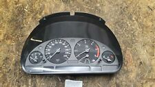 #054 Tacho Kombiinstrument 62116906998 BMW E39 525D Diesel Schaltgetriebe
