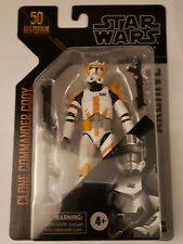 Star Wars Black Series Archive Lucasfilm 50th Clone Commander Cody IN HAND!