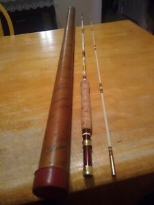 """Vintage Shakespeare Wonderod Action-Taper #FY-A310-7'9"""" 2pc Fly Rod USA W/Tube"""