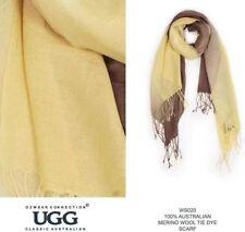 OZWEAR UGG Women's Merino Wool Scarf  New Gift 1830X640 mm WS 020