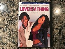 Love Don't Cost A Thing Dvd! 2003 Teen Drama! See) Save The Last Dance