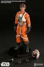 Sideshaw Collectibles Luke Skywalker Red5 X.wing Pilot