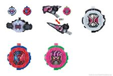 BANDAI Kamen Rider ZI-O Ride Gear collection Vol.1 Gashapon Toys