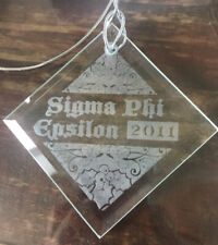 2011 Sigma Phi Epsilon Limited Edition Holiday Ornament 508/1000 (New in Box)