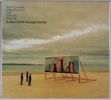 TEENAGE FANCLUB: Four Thousand Seven AUSTRALIA Indie Rock CD Rare Shortcut