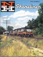 Shoreliner Magazine Vol.41 No.1 New Haven Norton Railroad American Steel & Wire