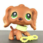 Authentic Littlest Petshop 252 Dog Spaniel Cocker / Chien Epagneul LPS Pet Shop.