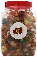Jelly Belly Beans Jar 50 Individual Pyramid Party Bags Mixed Flavoured Sweets
