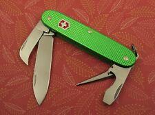 Swiss Bianco Victorinox Pioneer Rancher Apocalypse Green Alox Swiss Army Knife