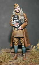 Elan13 Miniatures Henry: RFC Pilot WW1 1/32 Wingnut Wings, Roden