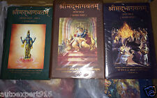Srimad Bhagavatam 18 Volume Set - Hindi Edition by Srila Prabhupada NEW