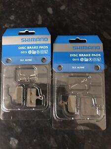 Shimano Disc Brake Pads G015 Slx Alfine
