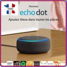 Assistant Amazon Echo Dot 3ème génération Enceinte connecté Alexa bluetooth