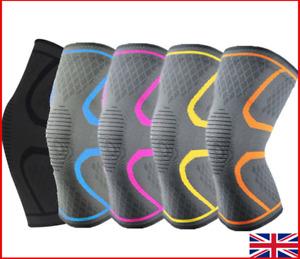 Neoprene Knee Support Gym Sports Running Bad Knee Arthritis Pain Relief
