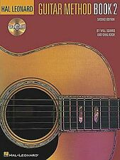 Hal Leonard Guitar Method Music Book 2 Cd/Online Access Songs Brand New On Sale!