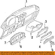 Instrument Panel Dash-Glove Compartment Box 1076891691