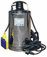 IBO F-SWQ 1500W Submersible Water Pump Drain 50000l INDUSTRIAL heavy duty 230V