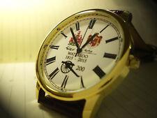 Battle of Waterloo Napoleon Wellington Bicentenary Wrist Watch, 1815 - 2015