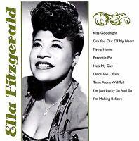 ELLA FITZGERALD 15 Tracks Collection CD Fox Music Neu & OVP