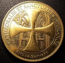 Médaille - Arthus-Bertrand - Cathédrales et sanctuaires de France - Reims