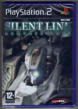PS2 Silent Line Armored Core (2005), UK Pal, New & Sony Factory Sealed
