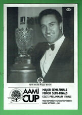 #Kk. Rugby Union Program - 3/9 1995, Warringah V Canberra