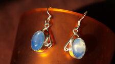 Unbehandelte echten Ohrschmuck im Hänger-Stil mit Opal Edelsteinen