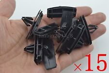 15× Fender Flare Moulding Clips 55157055-AA For Jeep Liberty Wrangler 2005-on