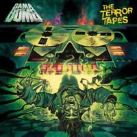 GAMA BOMB - THE TERROR TAPES [DIGIPAK] NEW CD