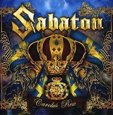 Sabaton - Carolus Rex [New CD] Bonus Track