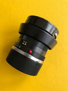 Leica, Leitz Germany Summicron M 2,0 50mm.