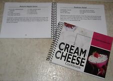 Cream Cheese Cookbook 101 recipes of Dips, Pies, desserts, breads, bars, fudge +