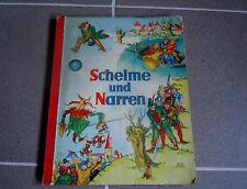 Buch ALBUM Schelme+ Narren BILDERALBUM Holsteinische Margarinewerke Wagner & Co.