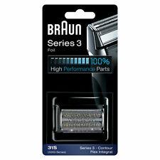 Braun 31S Replacement Foil & Cutter 5000/6000 Series Flex XP Integral Silver